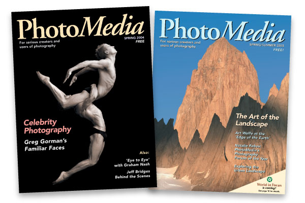 Photo Media covers